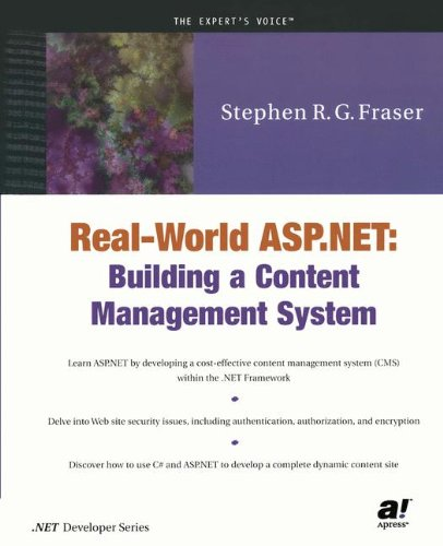 Read Online Real World ASP.NET: Building a Content Management System ebook