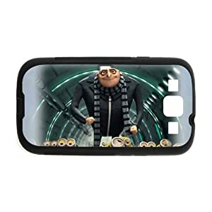 El policarbonato duro Samsung Galaxy S3 Case cubierta de la impresi¨®n Despicable MeE-4431