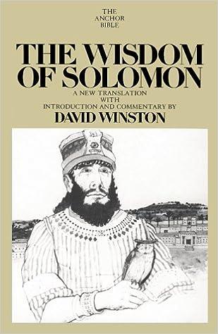 Wisdom examples solomons Solomons Wisdom