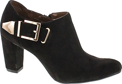 Aerosoles Women's Effortless Boot,Black Fabric,10
