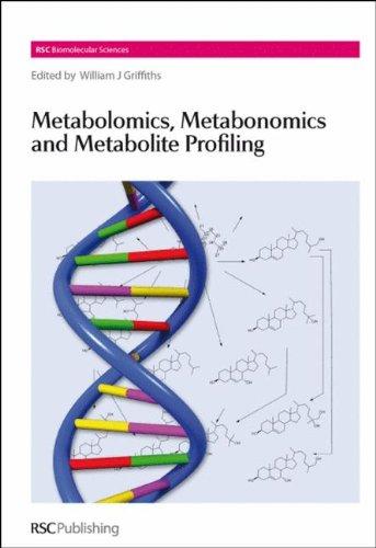 Metabolomics, Metabonomics and Metabolite Profiling: RSC (RSC Biomolecular Sciences)