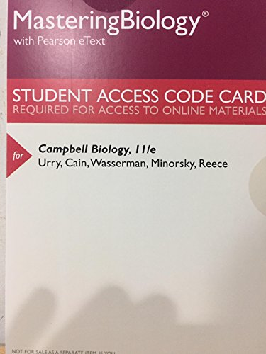 CAMPBELL BIOLOGY-ACCESS