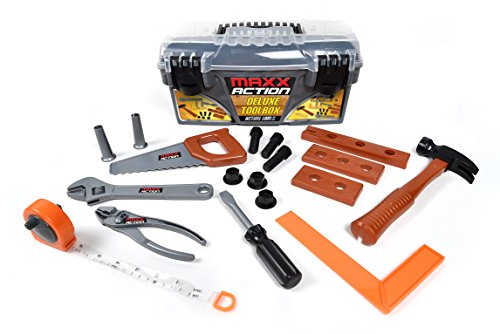 Maxx Action Deluxe 19 piece Tool product image