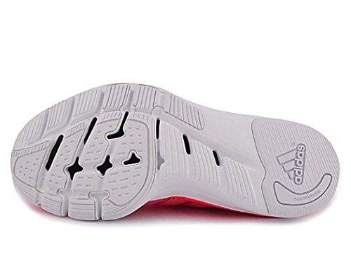 Adidas Damesgravure Vervaagt Trainingsschoenen Fuchsia / Wit