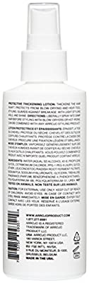 ARROJO Protective Thickening Lotion, 6.0 Fl Oz