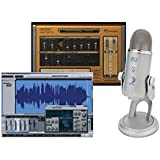 Blue Microphones Yeti Usb Studio Bundle