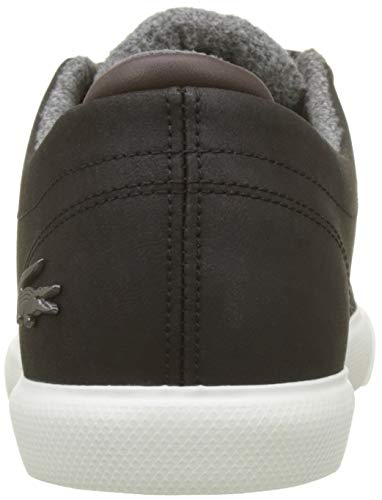brown 36cam0016 Sportswear Chaussures Lacoste Homme Black nUp1w0W