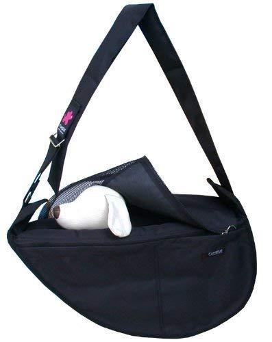 (Fundle Pet Dog Cat Carrier Bag Adjustable Strap Large)