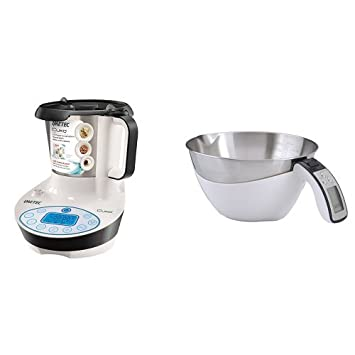 Prezzo Cuko Di Imetec.Imetec Cooking Machine Cuko Imetec 7786 Dolcevita Es 4 Bilancia Elettronica Da Cucina