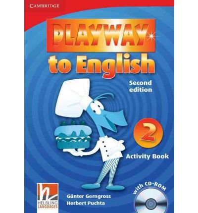 Playway to English Level 2 Activity Book with CD-ROM: Level 2 (Playway to English) (Mixed media product) - Common pdf