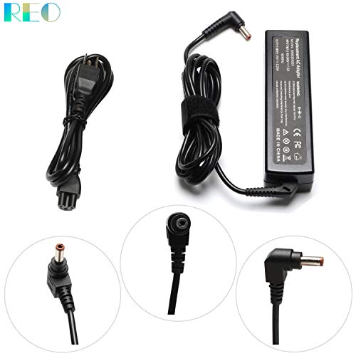 20V 3.25A 65W AC Charger Replacement for Lenovo IdeaPad U310 U400 U410 U510 V570 Z570 S400 S415 S100 Z470 Z560 Z575 Z565 N581 P580 Z480 S405 P400;G560 B560 G470 G770 Laptop Power Adapter Supply Cord
