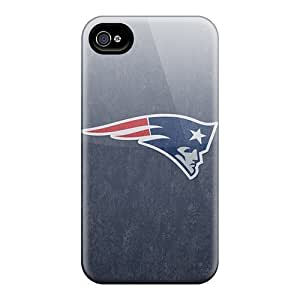 Hot Style Thx619Arzf Protective Case Cover For Iphone4/4s(new England Patriots)