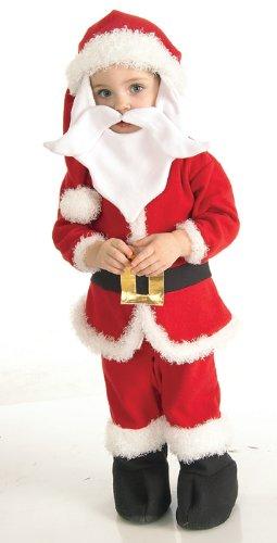 Santa Claus Toddler Costumes (Santa Toddler Costume)