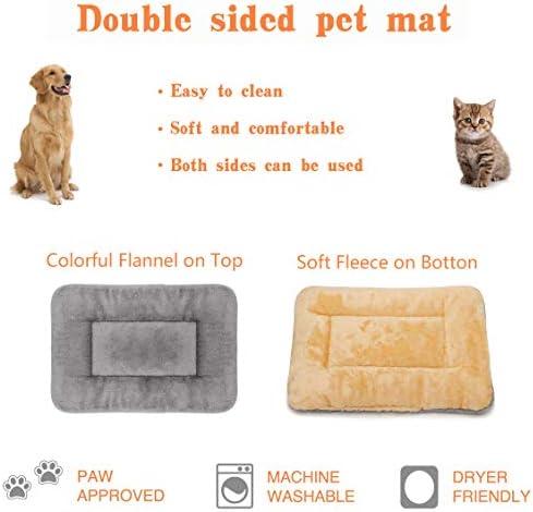 Cama para dormir ultra suave para mascotas para perro y gato 4
