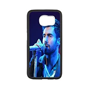 Custom High Quality WUCHAOGUI Phone case Singer Adam Levine Protective Case For Samsung Galaxy S6 - Case-15