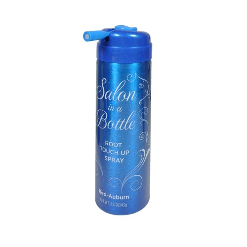 (Salon in a Bottle Root Touch up Hair Spray Red Auburn)
