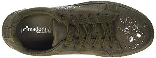 Sneaker 100607663mf Verd Verde Donna Primadonna zw5q8HzF