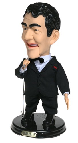 Amazon Com Dean Martin Singing Dancing Animated Figure Toys Games