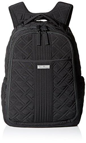 Vera Bradley Baby Backpack, Classic Black, One Size by Vera Bradley