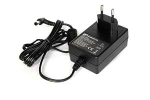 Fuente de alimentación para Yamaha Portable Keyboard DGX de 202–Fuente de alimentación/12V/1,5A