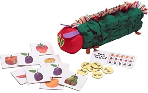 Amazon.com: Eric Carle's Very Hungry Caterpillar Match And