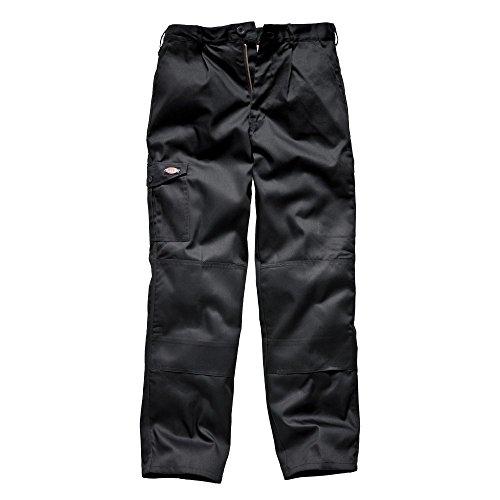 Dickies Men's WD884 Redhawk Kneepad Cargo Workwear Pants 38W X 33L Black