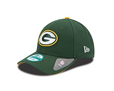New Era 9FORTY The League Green Bay Packers Adjustable Cap