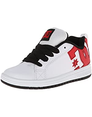 Court Graffik Skate Shoe (Little Kid/Big Kid)