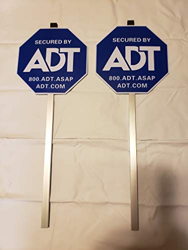 Which are the best home security signs for yard adt available in 2019?