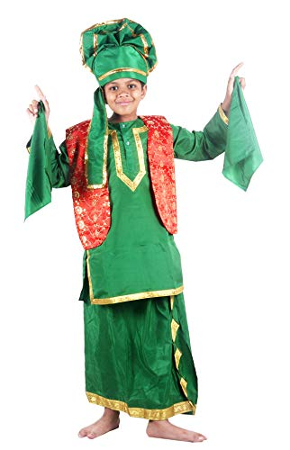 AFC Fancy Dresses Indian Traditional Punjabi boy/Bhangra Boy Costume 7-8 Year (B082FJPQXY) Amazon Price History, Amazon Price Tracker