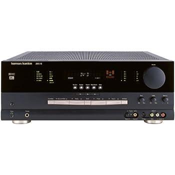 amazon com harman kardon avr 310 audio video receiver discontinued rh amazon com