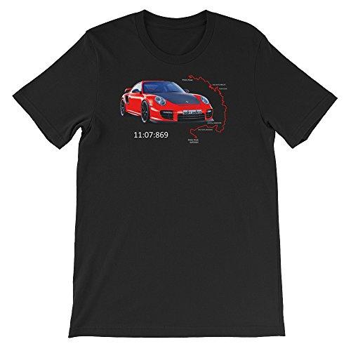 (Pinnacle Racer – Porsche 911 997 GT2 RS Inspired Unisex T-Shirt)