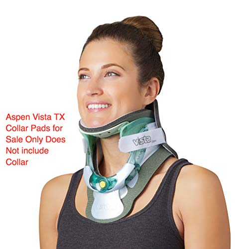 Replacement Pads - Aspen Vista TX Cervical Collar Neck Brace for Neck Pain Relief and Neck Support
