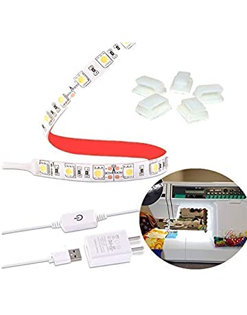 Led Sewing Machine Light Set,15 inch Working Lighting Strip Kit + 5ft Cord with