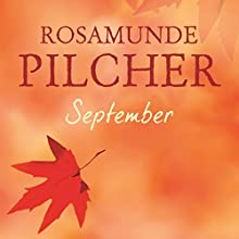 September Audiobook by Rosamunde Pilcher Narrated by Jilly Bond