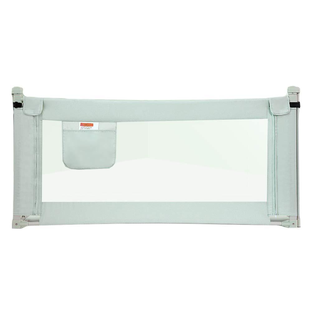 ベッドフェンス, 子供用/子供用の収納袋、ポータブル幼児のベッドレール安全ガード付きベビーベッドレール - 高さ70cm (サイズ さいず : 200cm) 200cm  B07L77XSNG