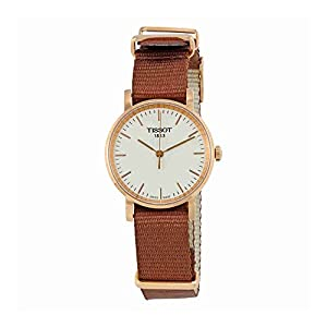 Tissot Everytime White Dial Ladies Watch T1092103703100