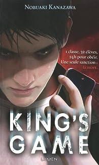 King's Game, tome 1 (roman) par Nobuaki Kanazawa