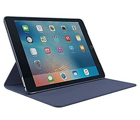 Logitech Hinge - Flexible Case with Any-Angle Stand – Exclusively for 9.7-Inch Apple iPad Pro – All Around Protection - Range Hinge