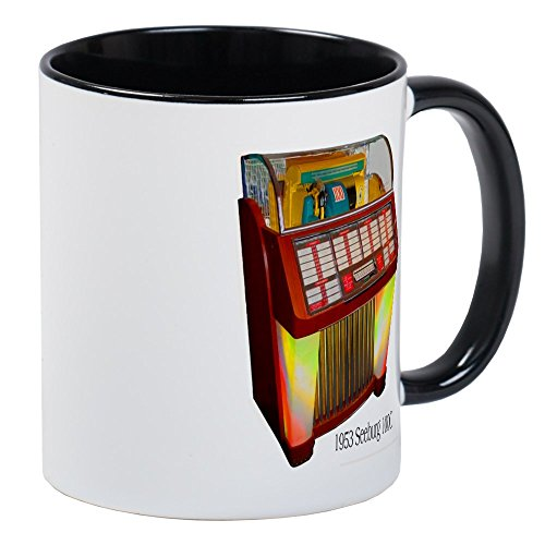 "Price comparison product image CafePress - 1952 Seeburg ""C"" Jukebox - Unique Coffee Mug,  Coffee Cup"