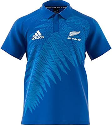 adidas AB RWC Ant Polo, Hombre, Blanco/Azul, 2XL: Amazon.es ...