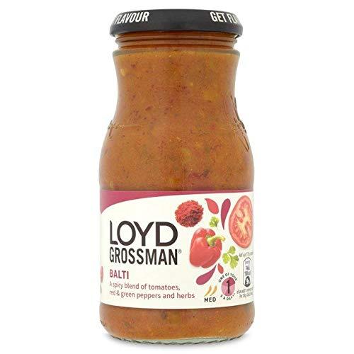 Loyd Grossman Balti saus 350g