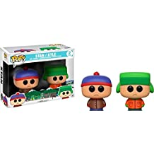 Funko - POP! South Park: Stan and Kyle 2PK Best Buy Exclusive