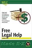 Free Legal Help, Matthew Lesko, 1563825082