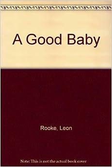 Book A Good Baby