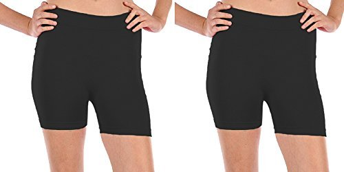 2 Pack Women's Seamless Stretch Yoga Exercise ()