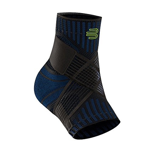 Bauerfeind Sports Ankle Support - Breathable Compression (Black, Medium/Right) Photo #4