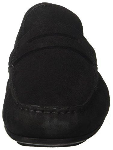 Hombre 853180 Negro Nero 6 Mocasines para Bata x8Uwafx