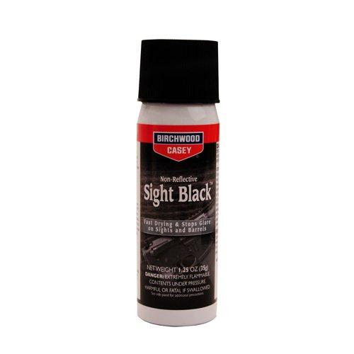 - Birchwood Casey Sight Black 1.25 Ounce aerosol