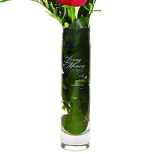 (Hortense B. Hewitt Wedding Accessories in Loving Memory Bud Vase)